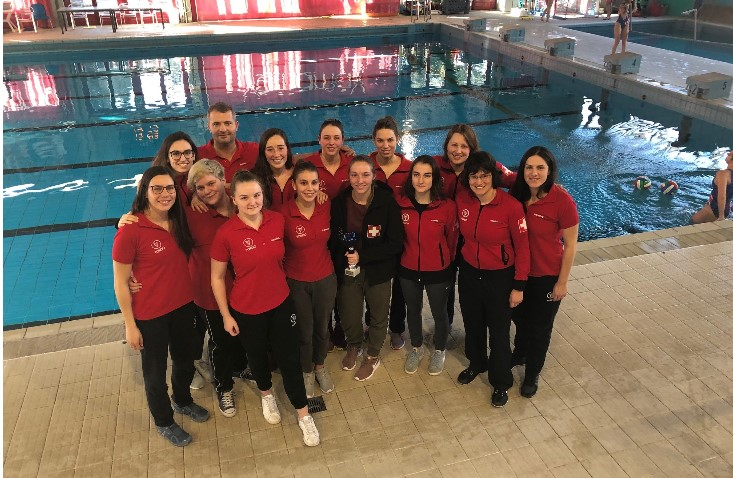 Damen Nationalteam Turnier Varese Januar 2019 2