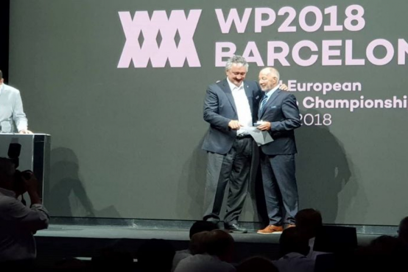 Award für Jacques Racine