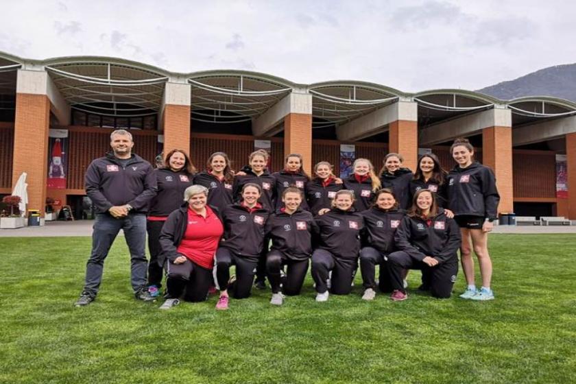 Kaderlehrgang Tenero Damen Elite & U17