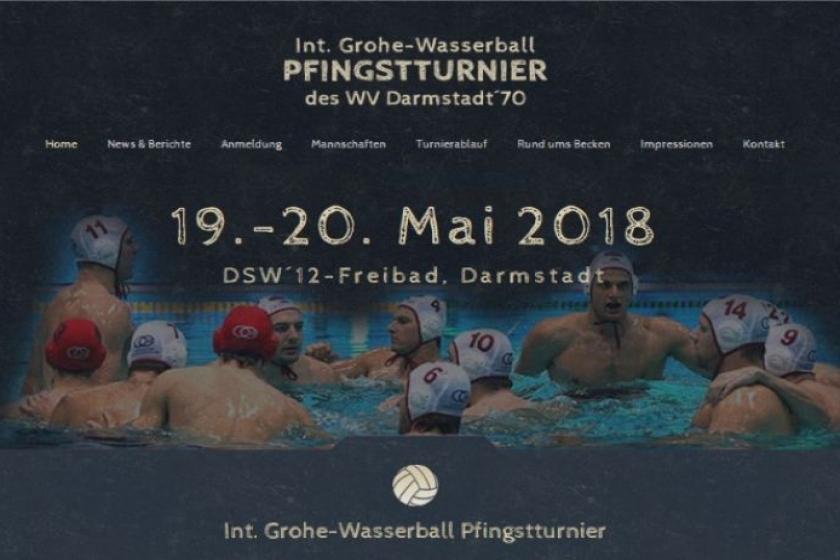 Turniersieg am Pfingstturnier in Darmstadt