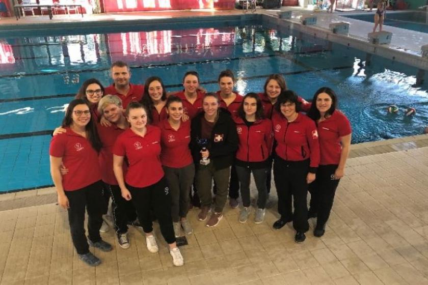 Internationales Turnier in Varese