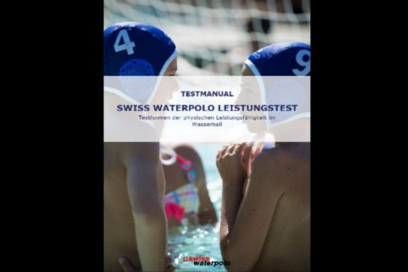 Swiss Waterpolo Leistungstest