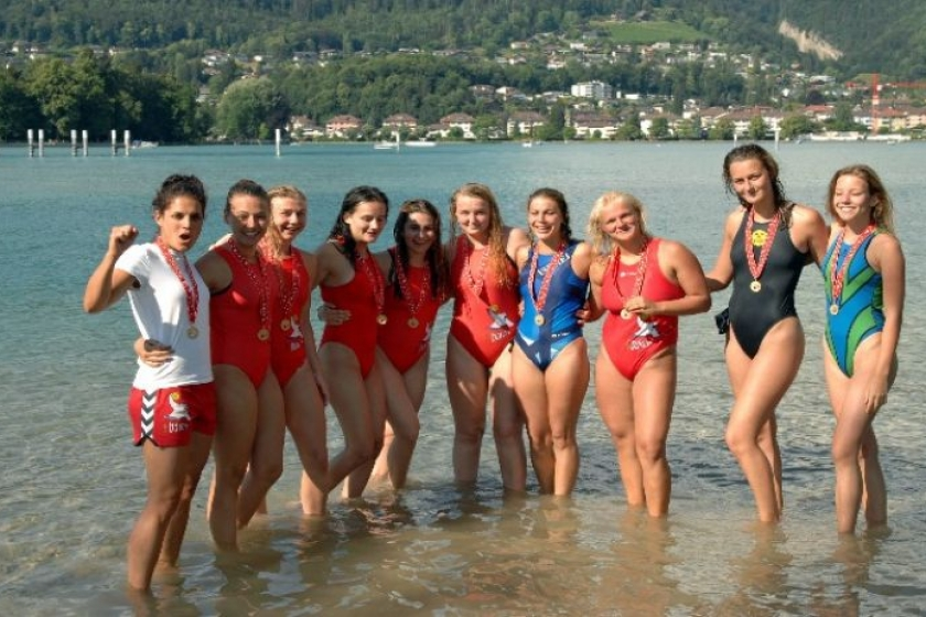U20 Damen Finale in Thun