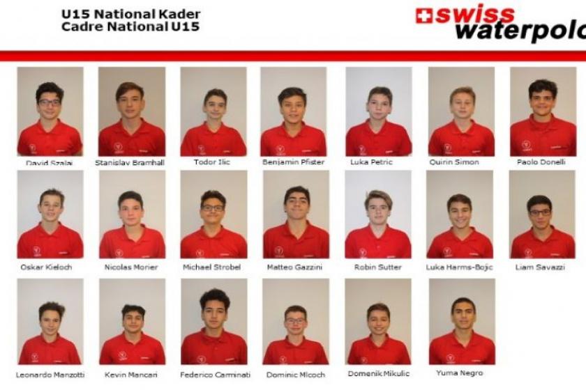 Kickoff und Challenge Day der U15 Herren