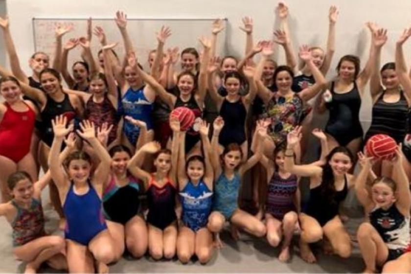 Projektstart U16 Damenspiele mit 30 Mädchen